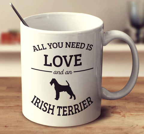 All You Need Is Love And An Irish Terrier