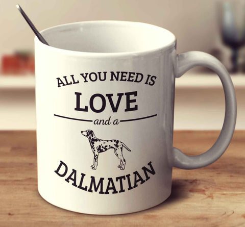 All You Need Is Love And A Dalmatian