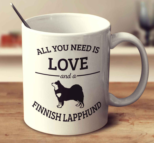 All You Need Is Love And A Finnish Lapphund