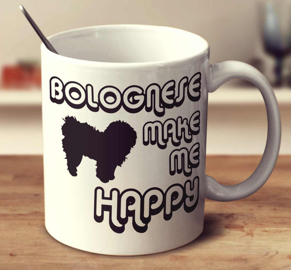 Bolognese Make Me Happy 2