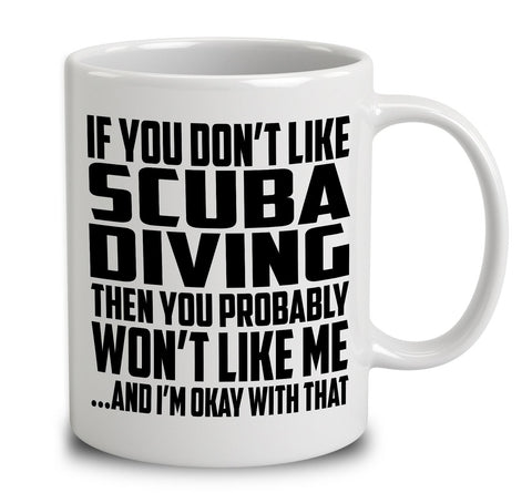 If You Don't Like Scuba Diving
