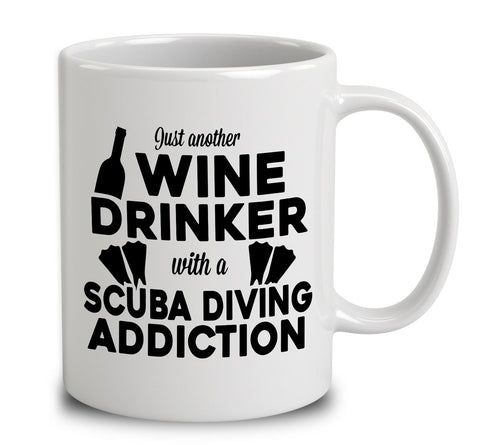 Just Another Wine Drinker With A Scuba Diving Addiction