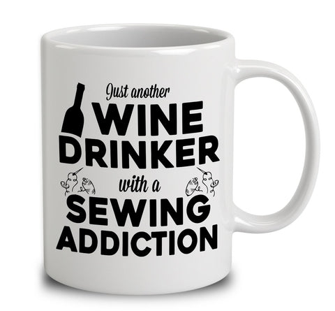 Just Another Wine Drinker With A Sewing Addiction