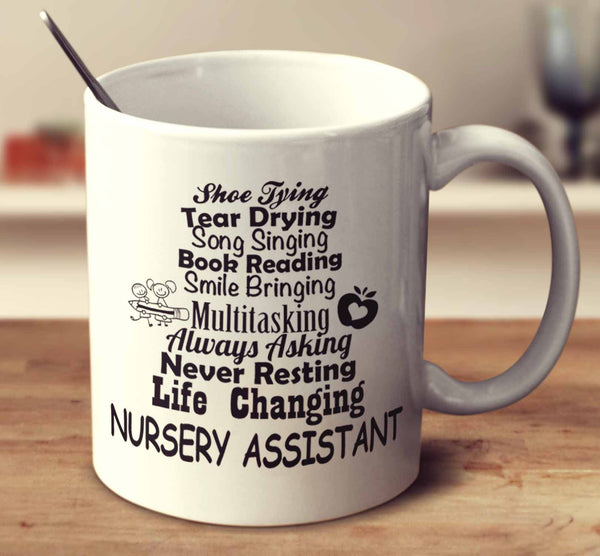 Life Changing Nursery Assistant