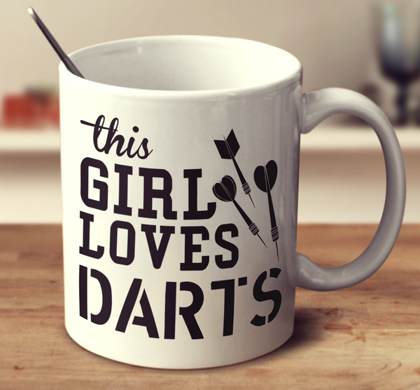 This Girl Loves Darts