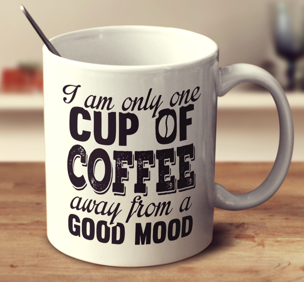 One Cup Of Coffee
