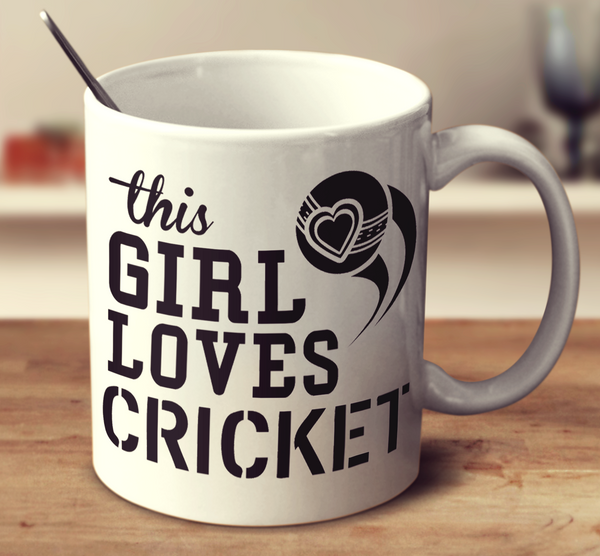 This Girl Loves Cricket
