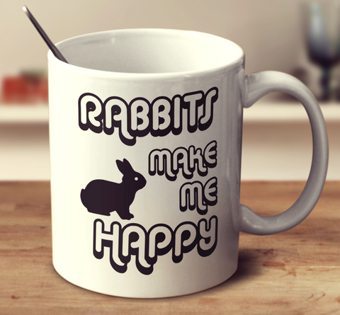Rabbits Make Me Happy 2