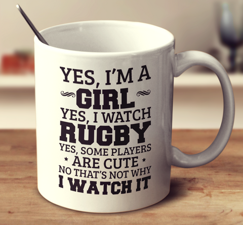 Rugby Girl