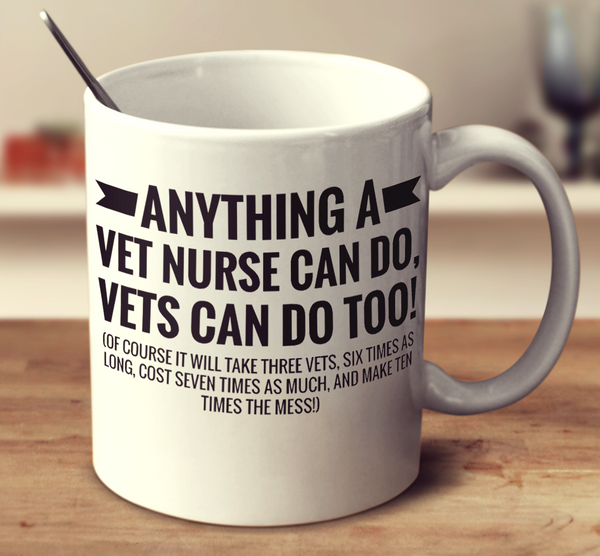 Vets Can Do Too