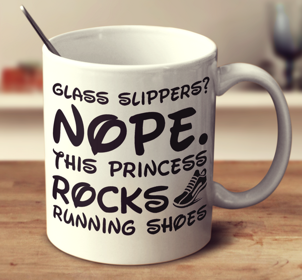 This Princess Rocks Running Shoes