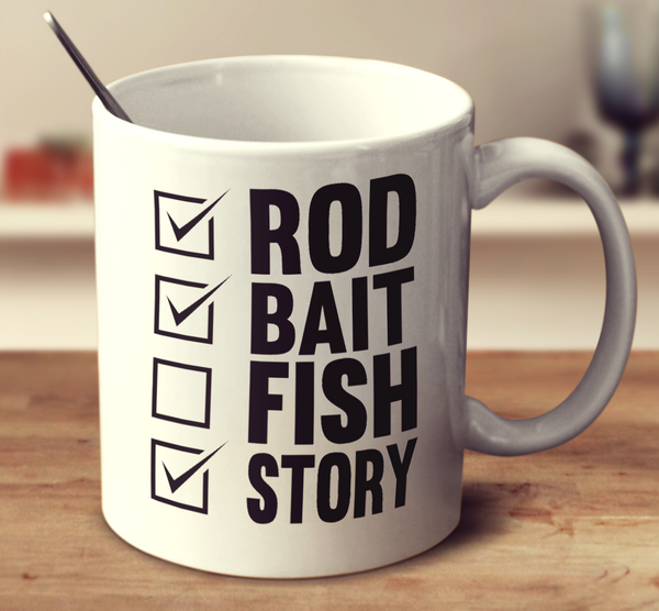 Rod Bait Fish