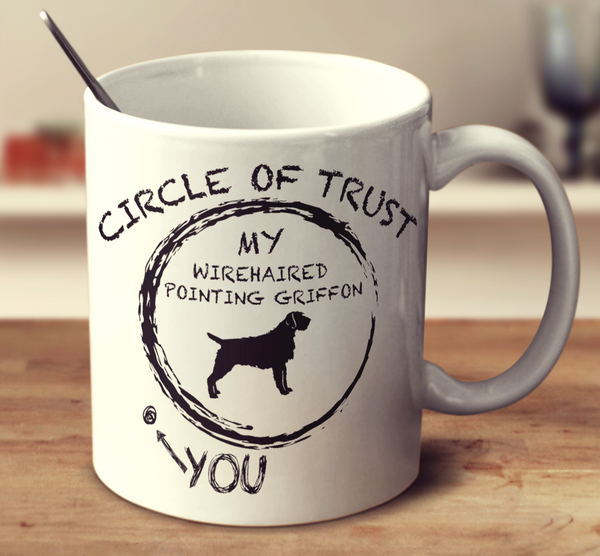 Circle Of Trust Wirehaired Pointing Griffon