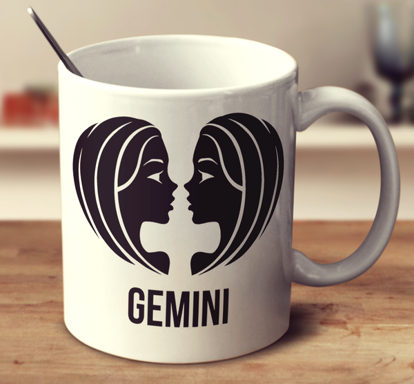 Star Sign Gemini Icon