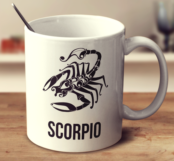 Star Sign Scorpio Icon