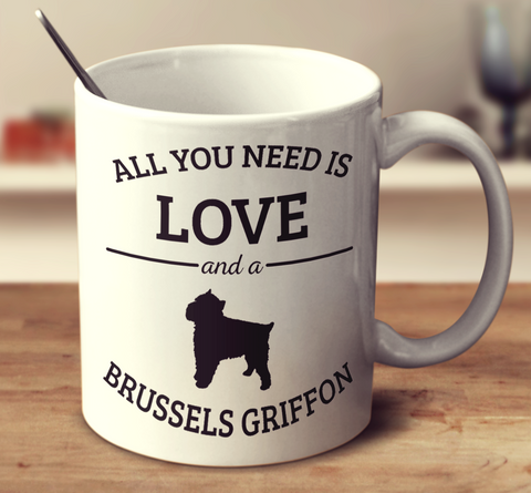 All You Need Is Love And A Brussels Griffon