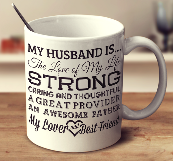 My Husband Is