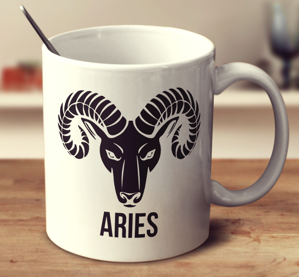 Star Sign Aries Icon