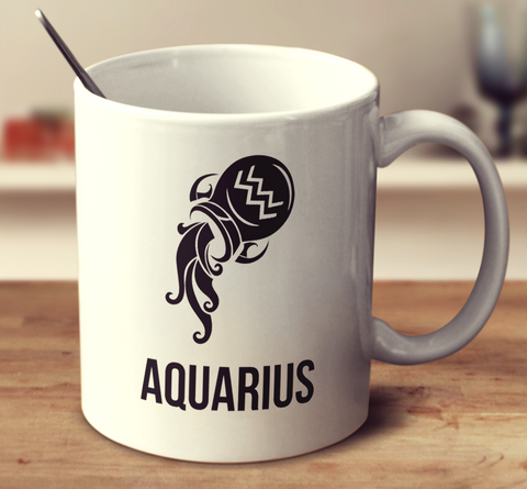 Star Sign Aquarius Icon