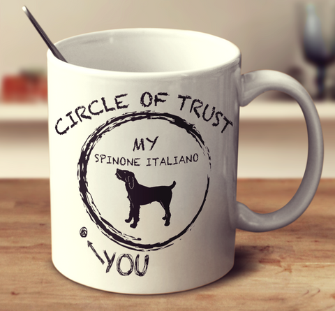 Circle Of Trust Spinone Italiano