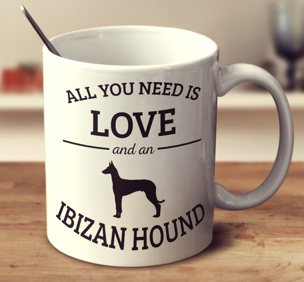 All You Need Is Love And An Ibizan Hound
