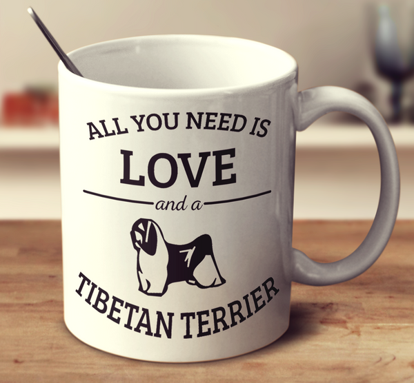 All You Need Is Love And A Tibetan Terrier