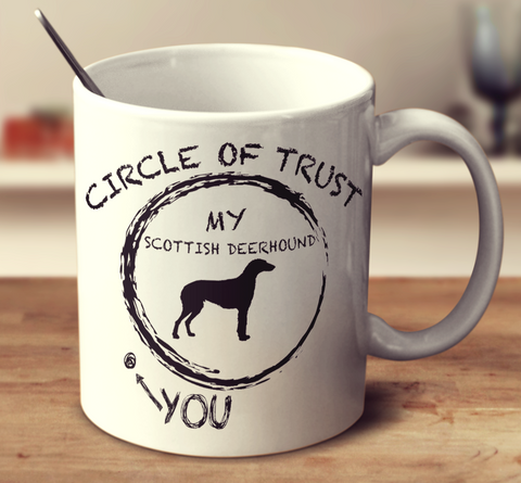 Circle Of Trust Scottish Deerhound