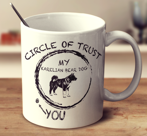 Circle Of Trust Karelian Bear Dog