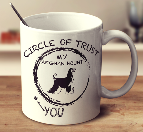 Circle Of Trust Afghan Hound