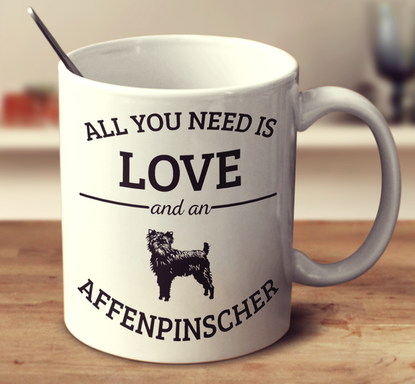 All You Need Is Love And An Affenpinscher