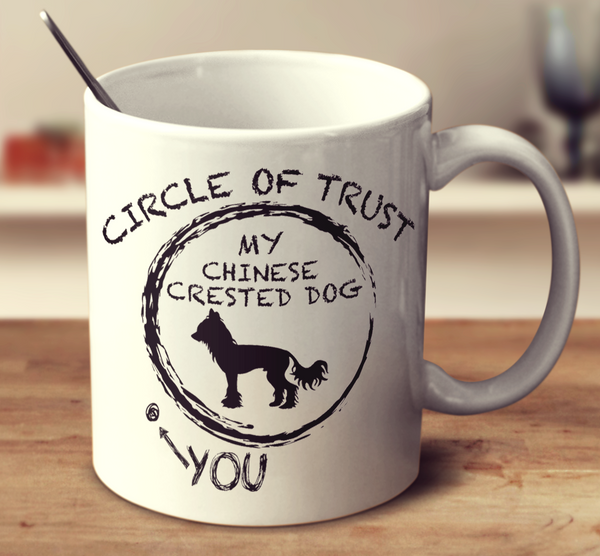 Circle Of Trust Chinese Crested Dog