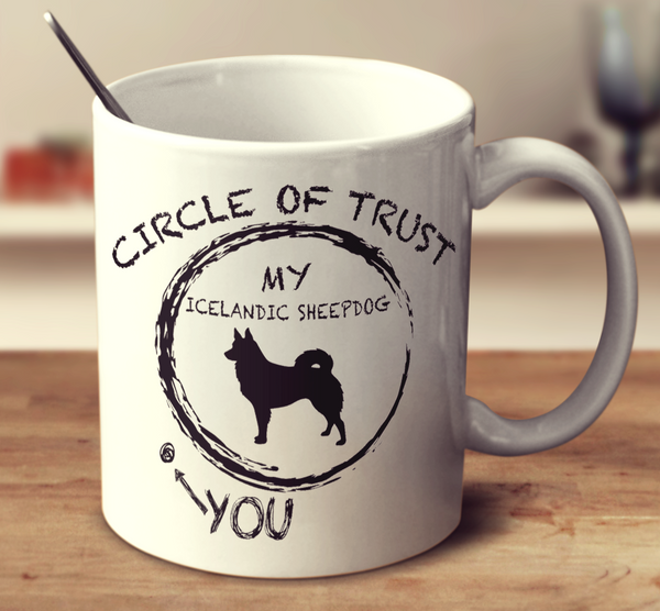 Circle Of Trust Icelandic Sheepdog