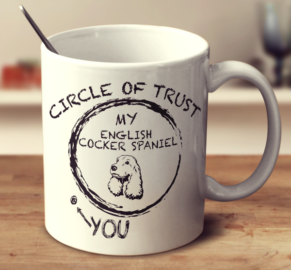 Circle Of Trust English Cocker Spaniel