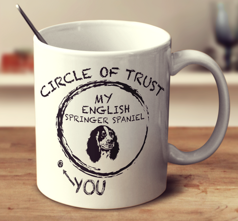 Circle Of Trust English Springer Spaniel