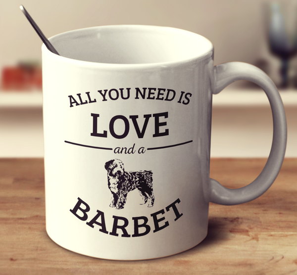 All You Need Is Love And A Barbet