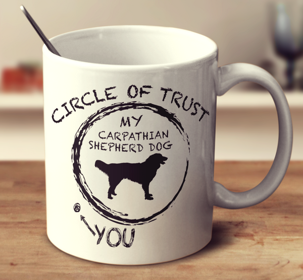 Circle Of Trust Carpathian Shepherd Dog