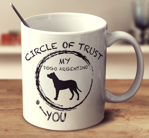 Circle Of Trust Dogo Argentino