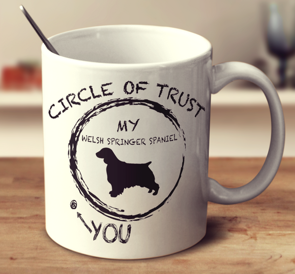 Circle Of Trust Welsh Springer Spaniel