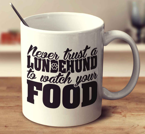 Never Trust A Lundehund To Watch Your Food