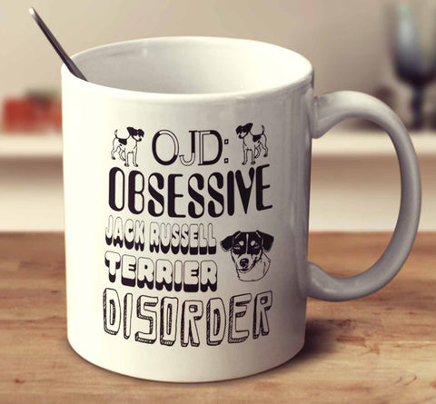 Obsessive Jack Russell Terrier Disorder