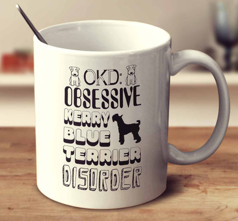 Obsessive Kerry Blue Terrier Disorder