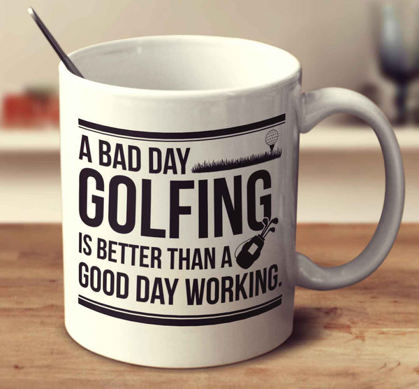 A Bad Day Golfing