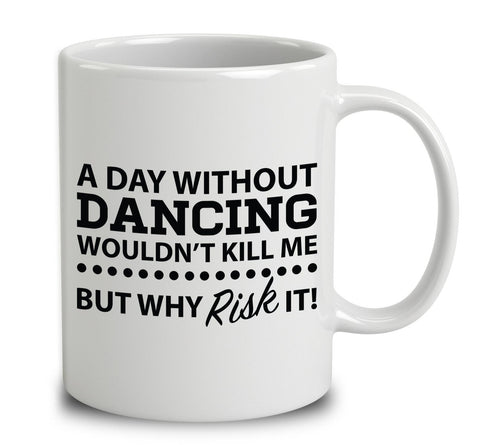 A Day Without Dancing