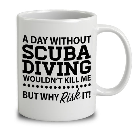 A Day Without Scuba Diving
