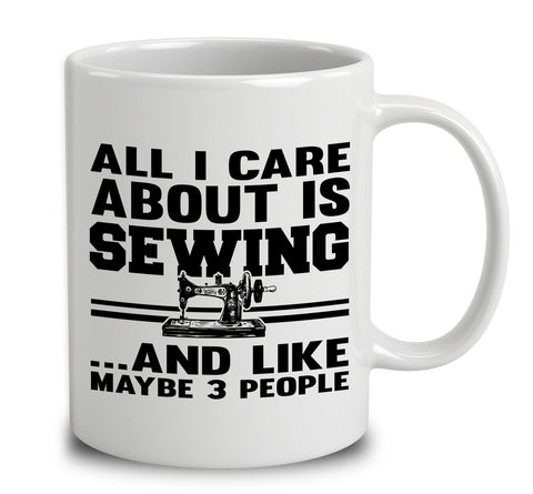 The Only Place Where Housework Comes Before Sewing