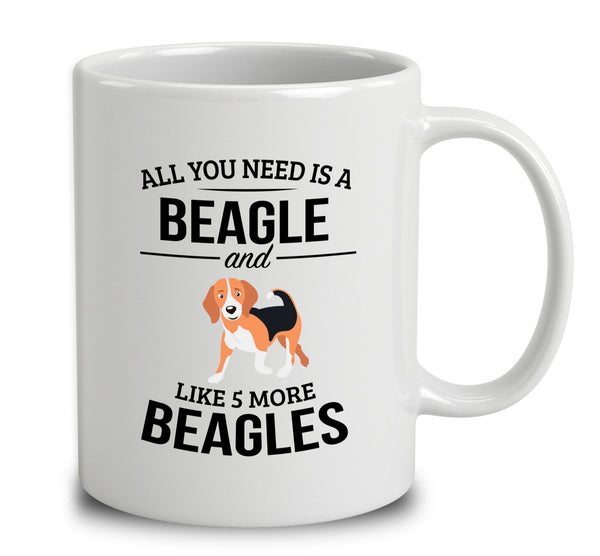 All You Need Is A Beagle And Like 5 More Beagles