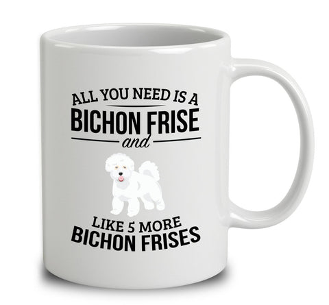 All You Need Is A Bichon Frise And Like 5 More Bichon Frises