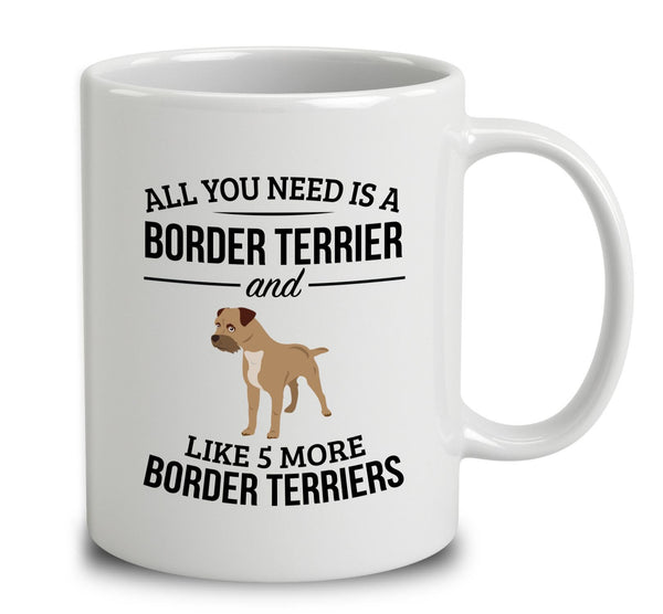 All You Need Is A Border Terrier And Like 5 More Border Terriers