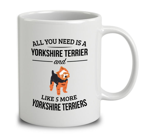 All You Need Is A Yorkshire Terrier And Like 5 More Yorkshire Terriers