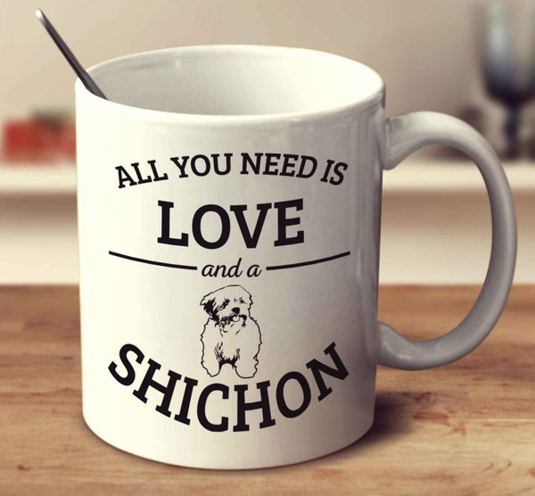 All You Need Is Love And A Shichon